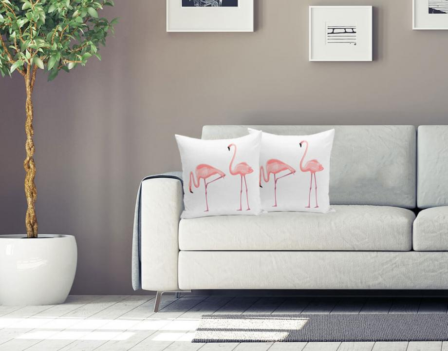 Flamingo Home Kissen k2010