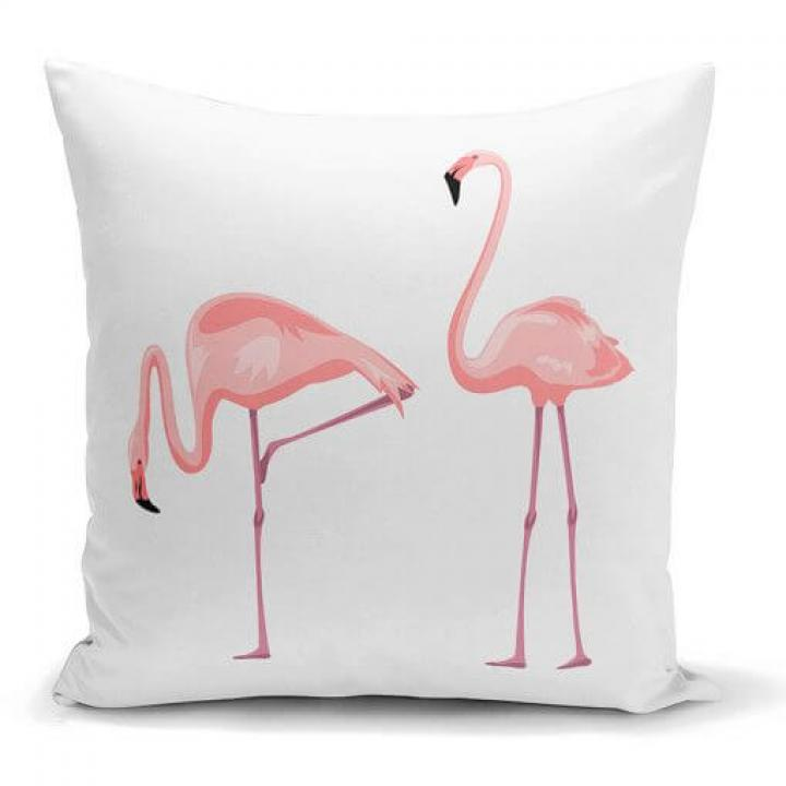 Flamingo Home Kissen