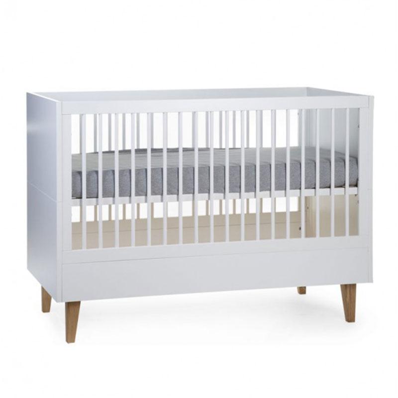 Lalande White Bett 60x120 Cm Von Childhome